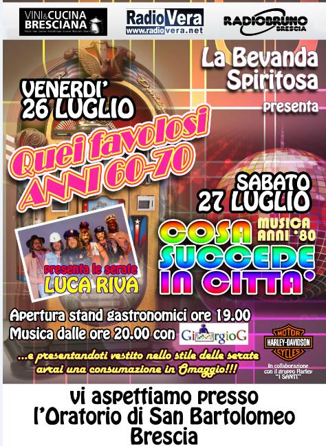 Cosa Succede in Città a Brescia