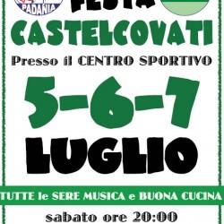 Festa Lega Nord a Castelcovati