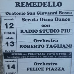 Festa dell' Oratorio a Remedello