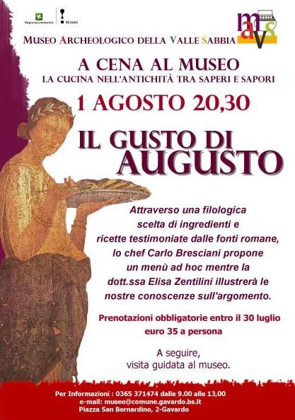 Il Gusto di Augusto a Gavardo