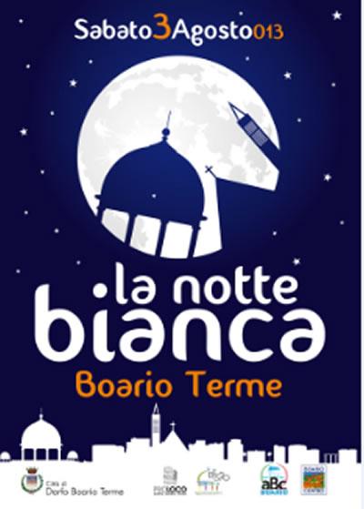 La Notte Bianca a Boario Terme