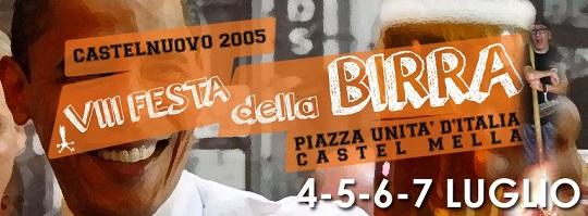 VIII Festa Della Birra Castel Mella 2013