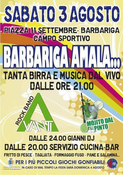 Barbariga amala 2013