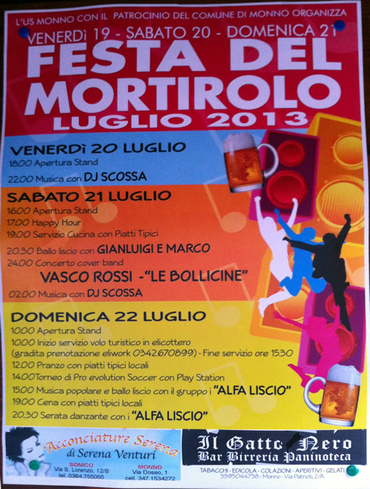 festa del mortirolo 2013