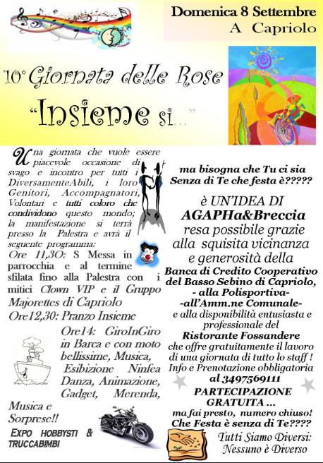 10 Giornata delle Rose a Capriolo