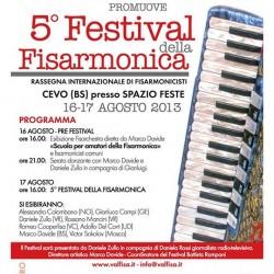 5 Festival ella Fisarmonica 2013 Cevo - Valsaviore