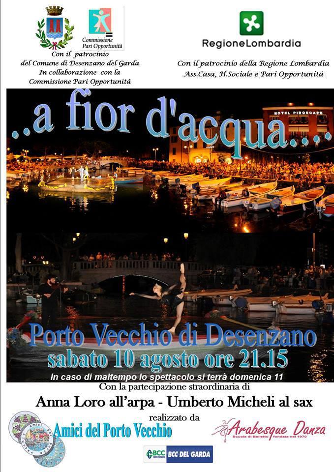 A Fior d' acqua a Desenzano