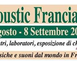Acoustic Franciacorta a Provaglio d' Iseo
