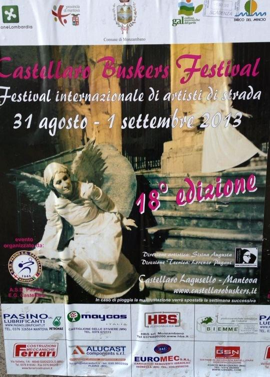 CASTELLARO BUSKERS FESTIVAL