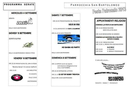 Decade di San Bartolomeo
