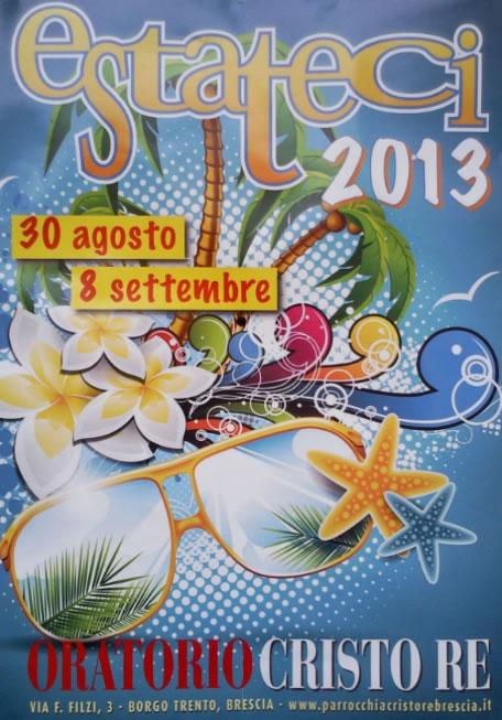 Estateci 2013 a BorgoTrento