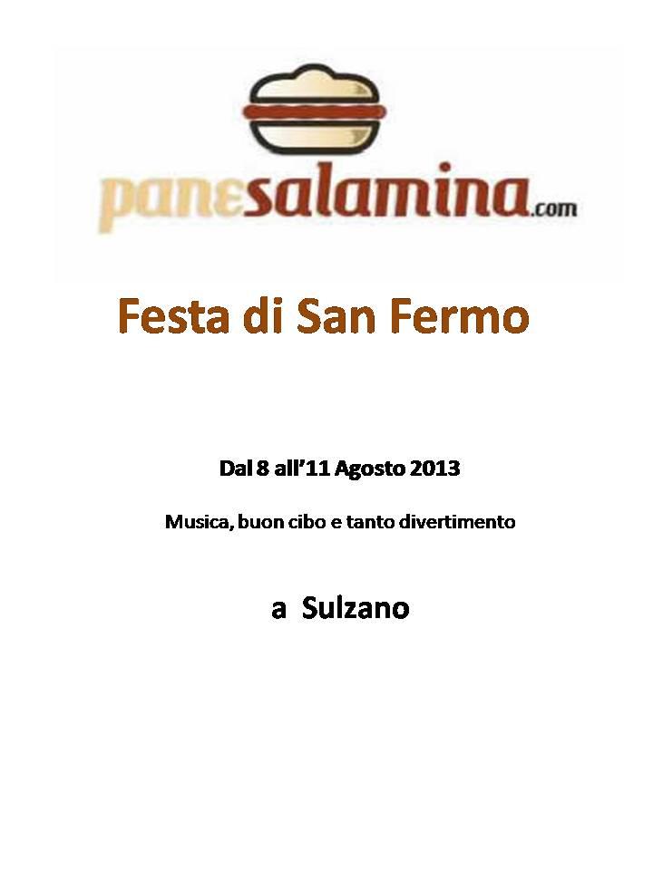 Festa di San Fermo a Sulzano