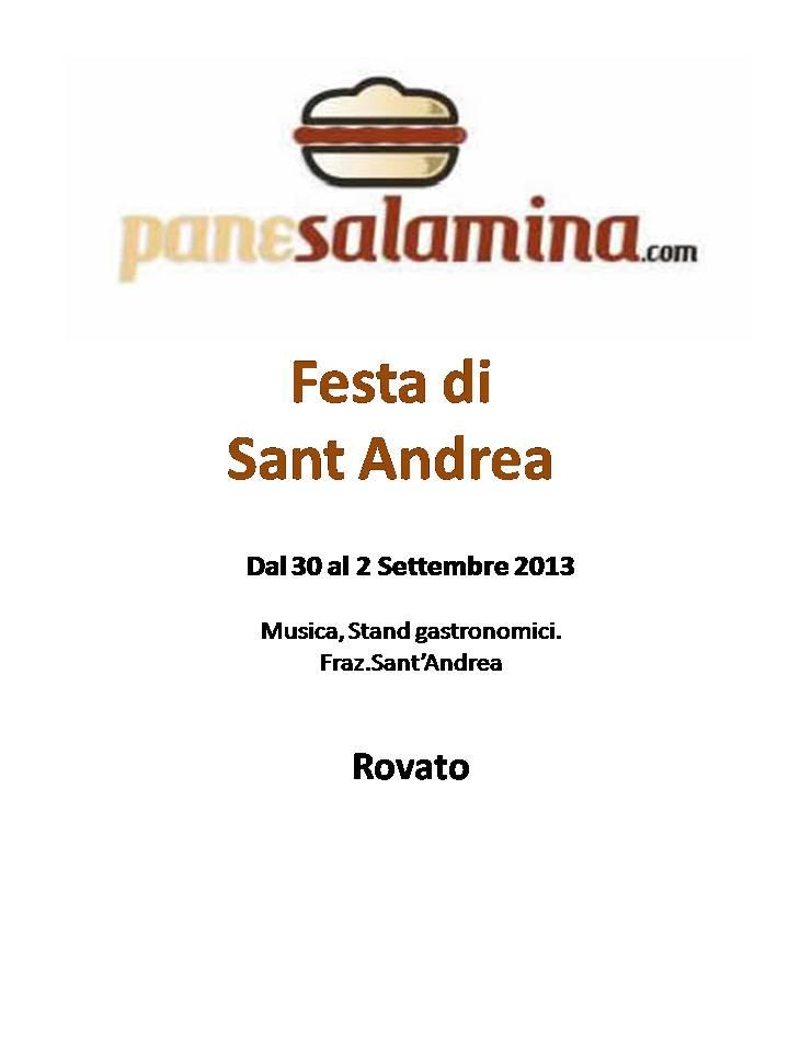 Festa di Sant Andrea a Rovato
