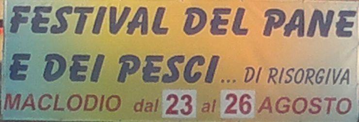 Festival del Pane e dei Pesci