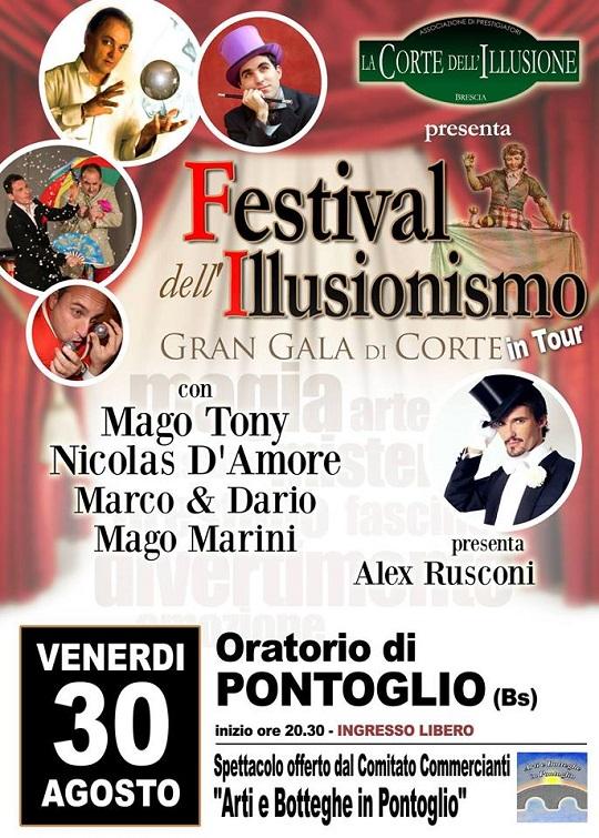 Festival dell'illusionismo 2013 Pontoglio