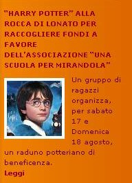 Harry Potter a Lonato