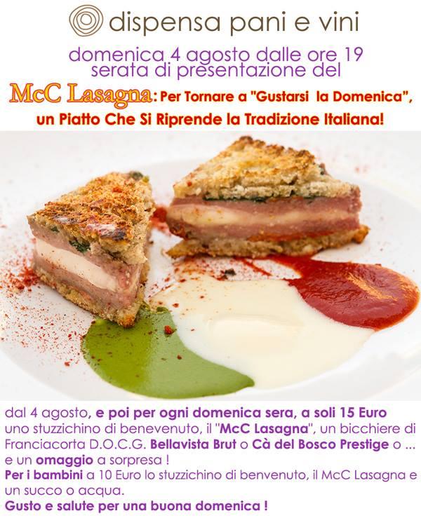 Macc Lasagna