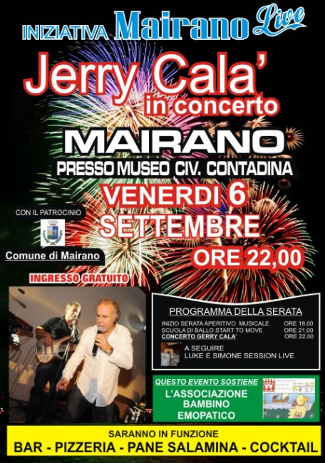 Mairano Live