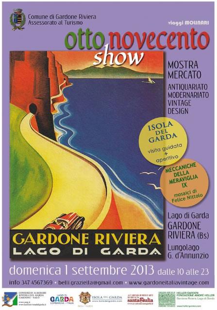 OttonovecentoShow a Gardone Riviera