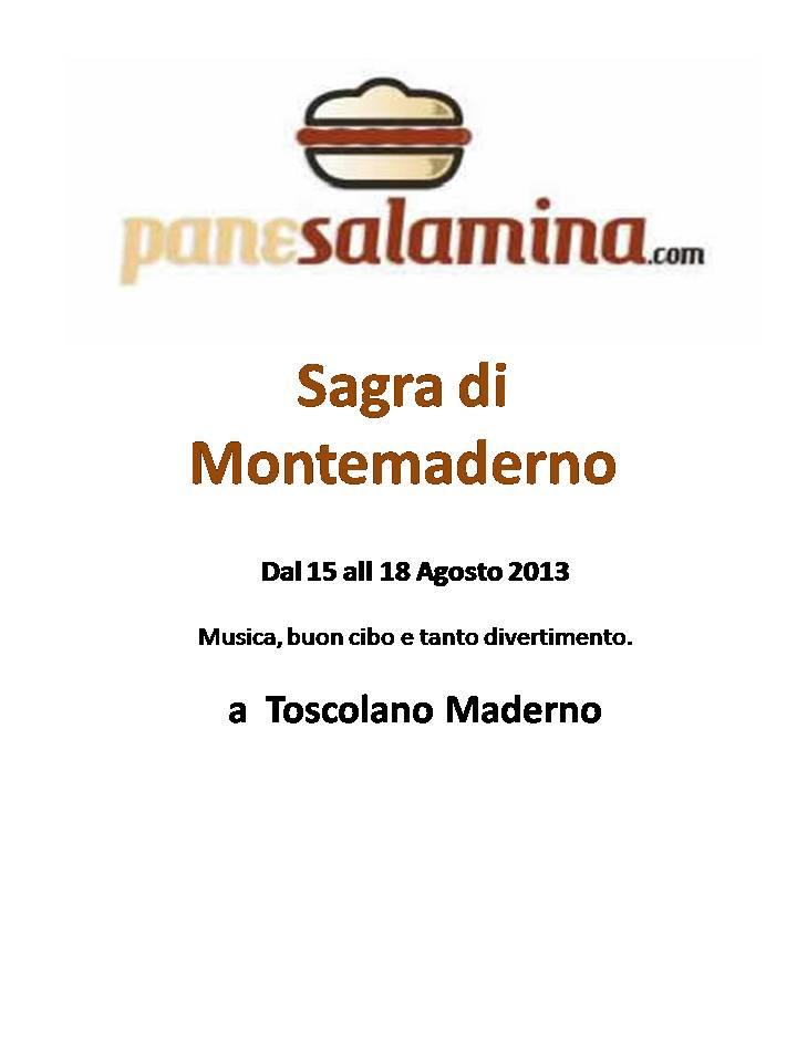 Sagra di Montemaderno a Toscolano M