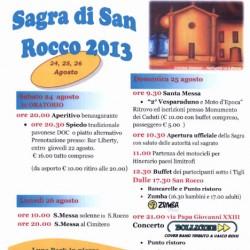 Sagra di San Rocco a Pavone Mella