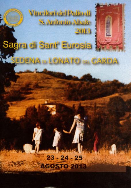 Sagra di Sant' Eurosia a Sedena di Lonato