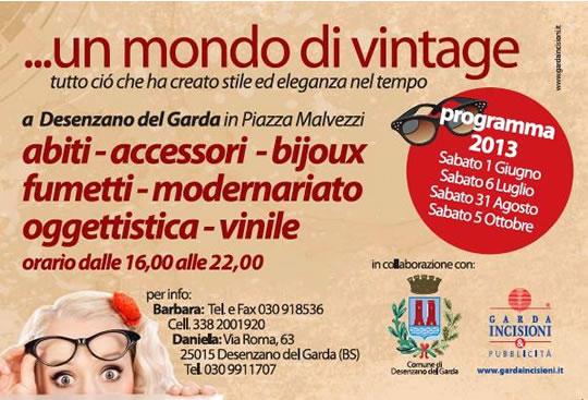 ... Un Mondo di Vintage a Desenzano