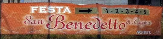 festa di San Benedetto di Lugana