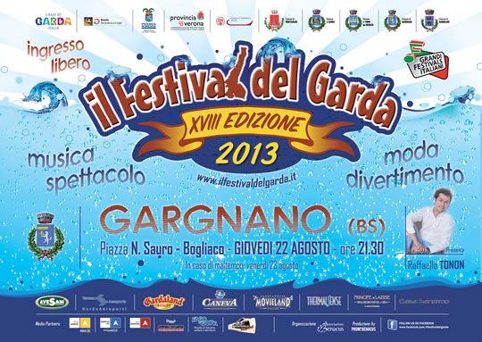 festival del garda a Gargnano
