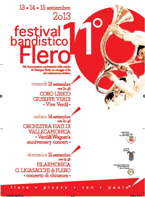 11° Festival Bandistico a Flero