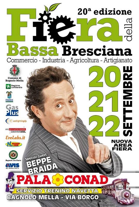 20 Fiera Della Bassa Bresciana 2013 Bagnolo Mella