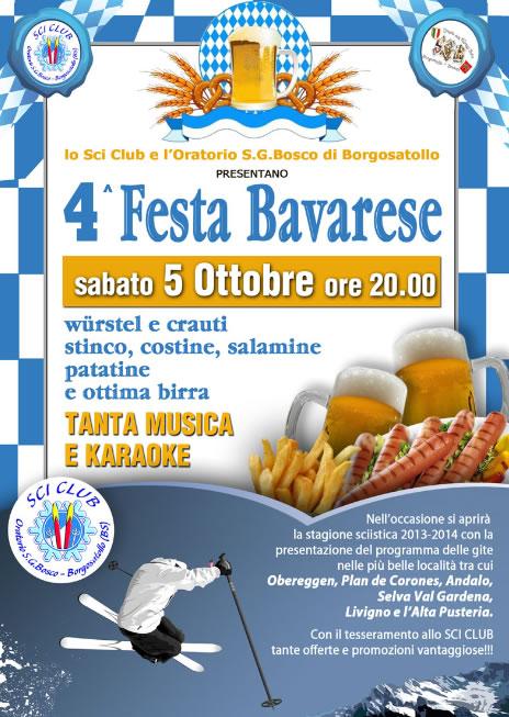 4 Festa Bavarese a Borgosatollo