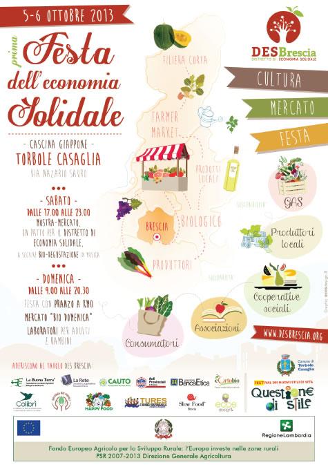 Festa dell' Economia Solidale a Torbole C
