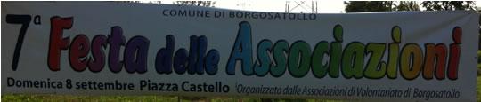 Festa delle Associazioni di Borgosatollo