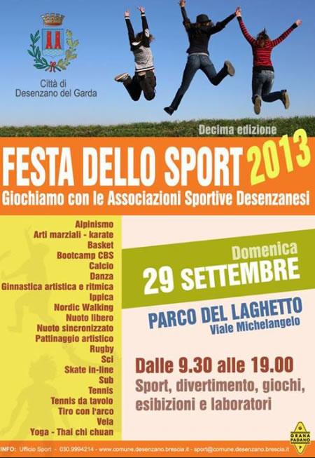 Festa dello Sport a Desenzano