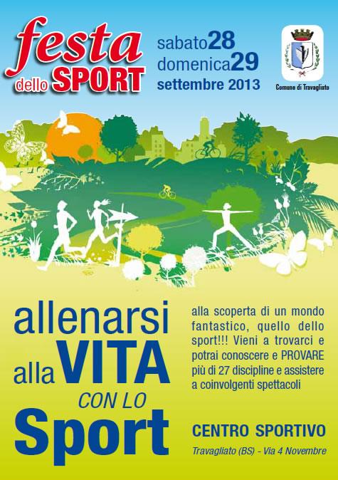 Festa dello Sport a Travagliato
