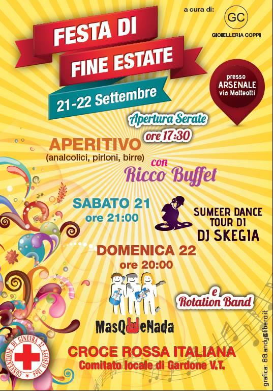 Festa di Fine Estate 2013 Gardone Val Trompia