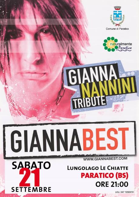 Gianna Best a Paratico