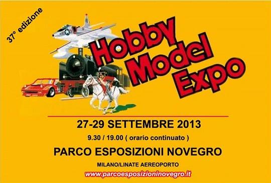 Hobby Model Expo 2013 Novegro