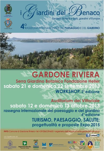 I Giardini del Benaco a Gardone Riviera
