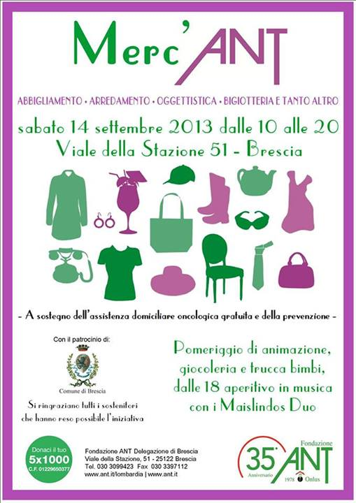 Merc'ANT 2013 Brescia