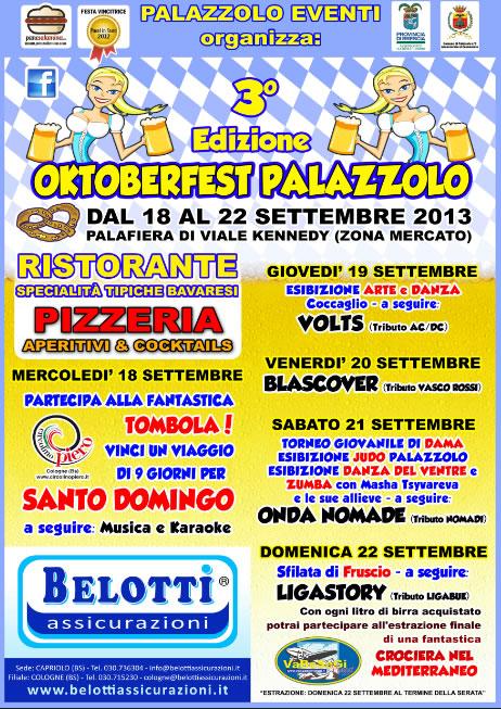 Oktoberfest Palazzolo