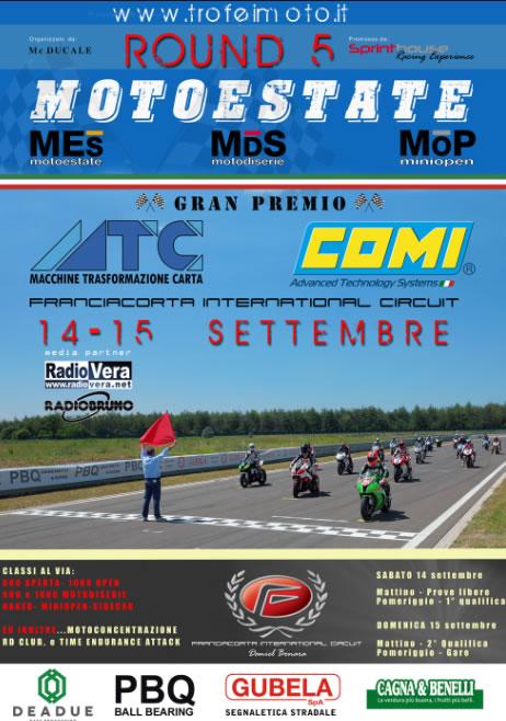 Round 5 Moto Estate a Castrezzato
