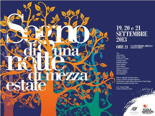 Sogno di una Notte di Mezza Estate a Brescia