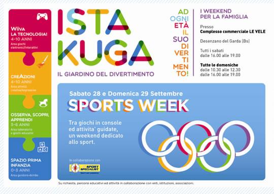 Sports Week alle Vele di Desenzano
