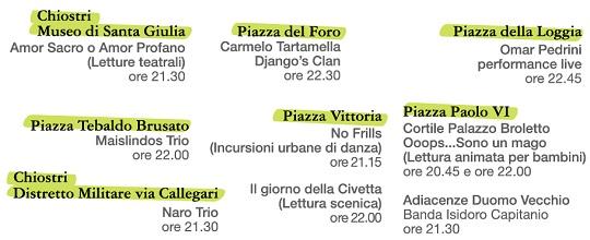6x6 Notte della Cultura Brescia 2013 (2)