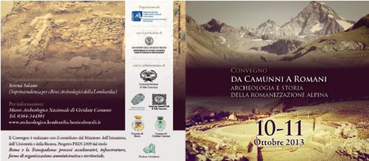 Da Camunni a Romani a Cividate Camuno