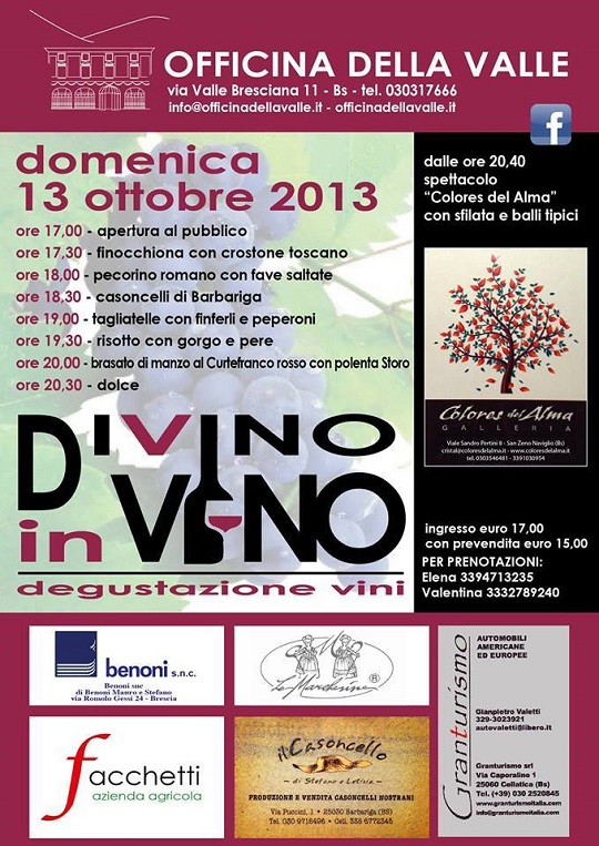 Di Vino in Vino 2013 Brescia