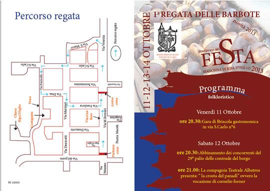 Festa della Madonna di Ripa D' Oglio a Pontevico