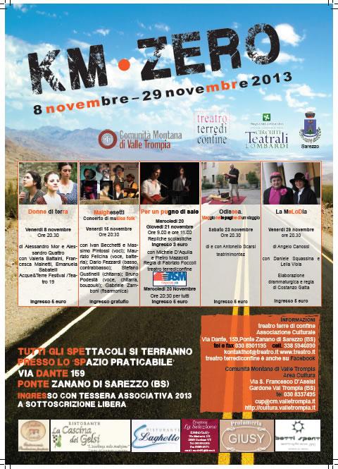 Festival Km Zero a Sarezzo